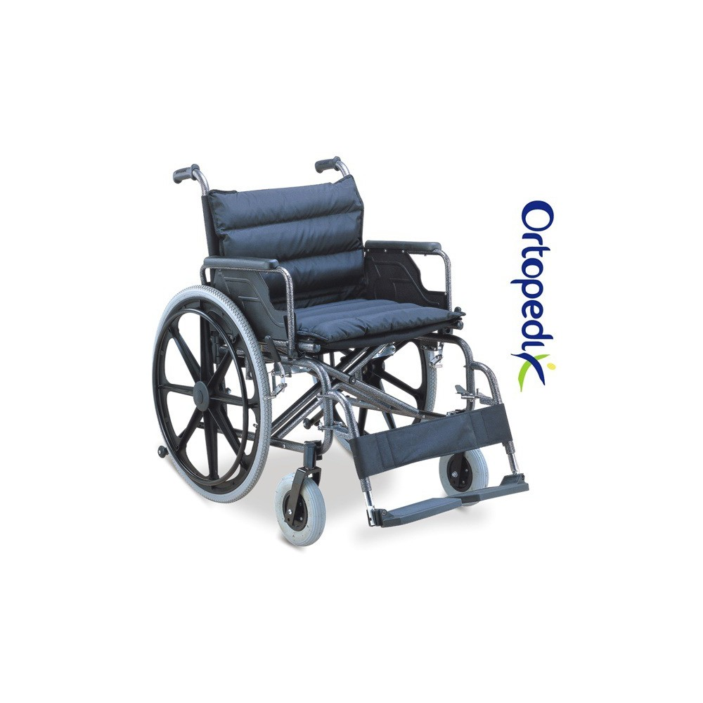 FS951B-51/56 - Carucior transport pacienti sezut extralarg - 125 kg