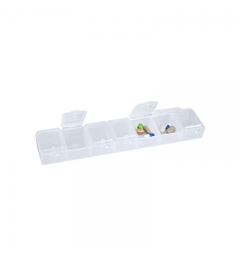 HS-404A - Cutie din plastic pentru pastrarea medicamentelor
