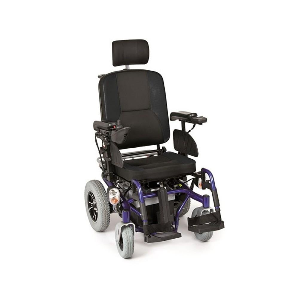 MCS910BL – Fotoliu rulant electric gama Mobility seria ARIES