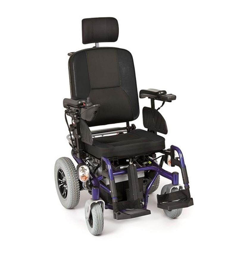 MCS910BL - Fotoliu rulant electric gama Mobility seria ARIES