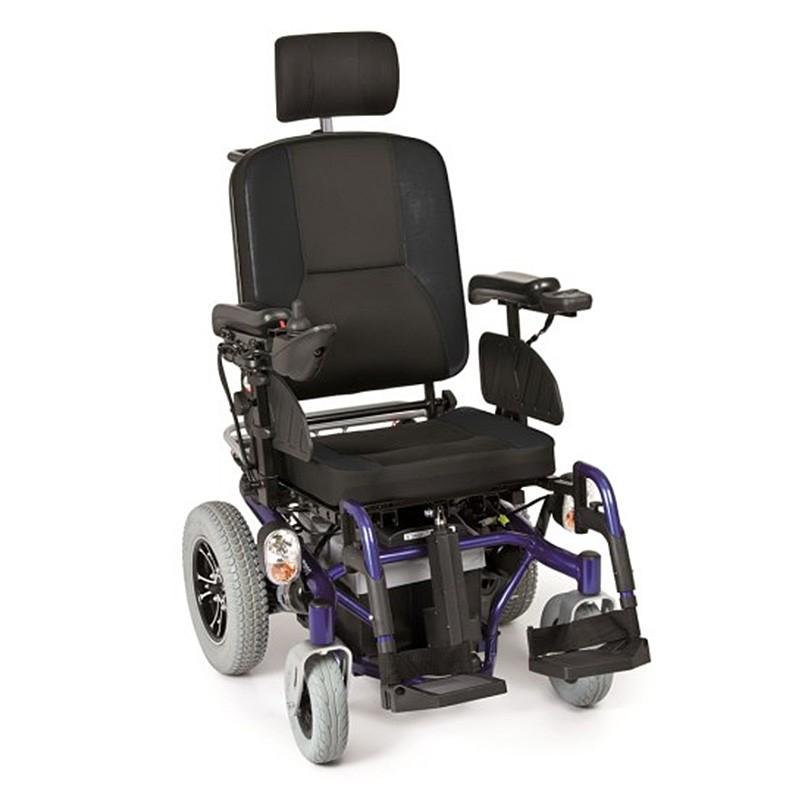 CS910BL - Fotoliu rulant electric gama Mobility seria ARIES