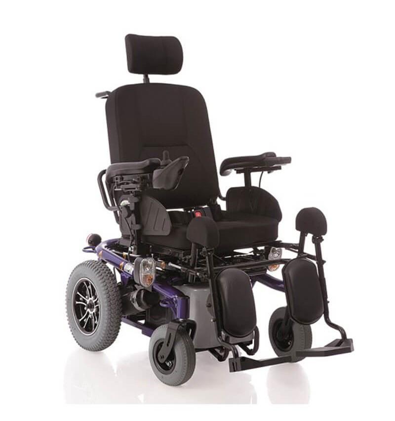 MCS920BL - Fotoliu rulant electric gama Mobility seria ARIES PRO