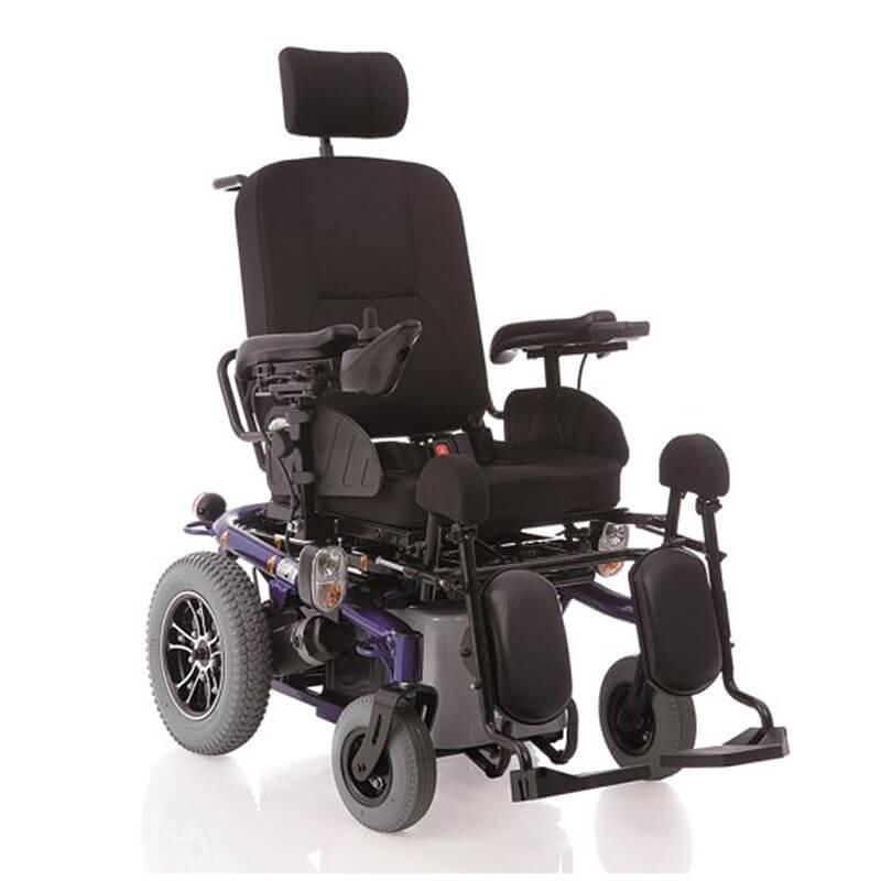 CS920BL - Fotoliu rulant electric gama Mobility seria ARIES PRO