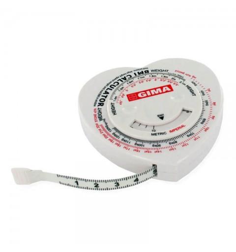 GIMA27341 - Centimetru cu BMI