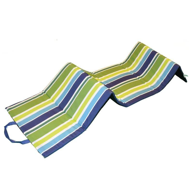 OFERTA: Saltea pliabila pentru plaja (1+1 gratuit)