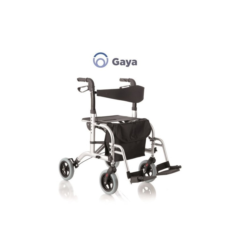RP525 GAYA - Rolator din aluminiu vopsit