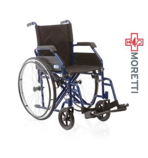 MCP120 Prima - Carucior transport pacienti, antrenare manuala - 150Kg