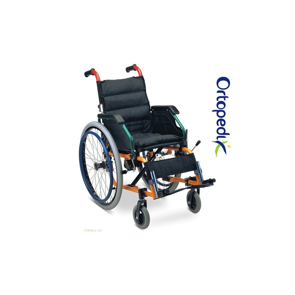 FS980LA-30/35 - Carucior transport pacienti -100 kg
