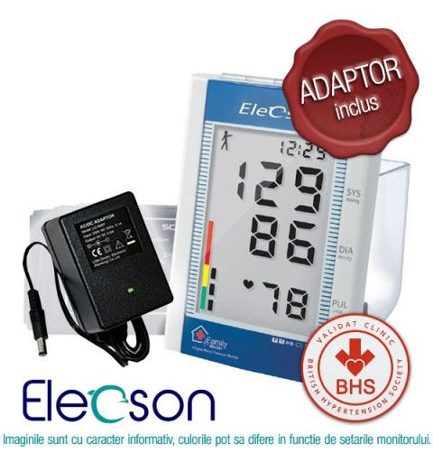 ELD582 - Tensiometru electronic pentru brat Elecson cu adaptor