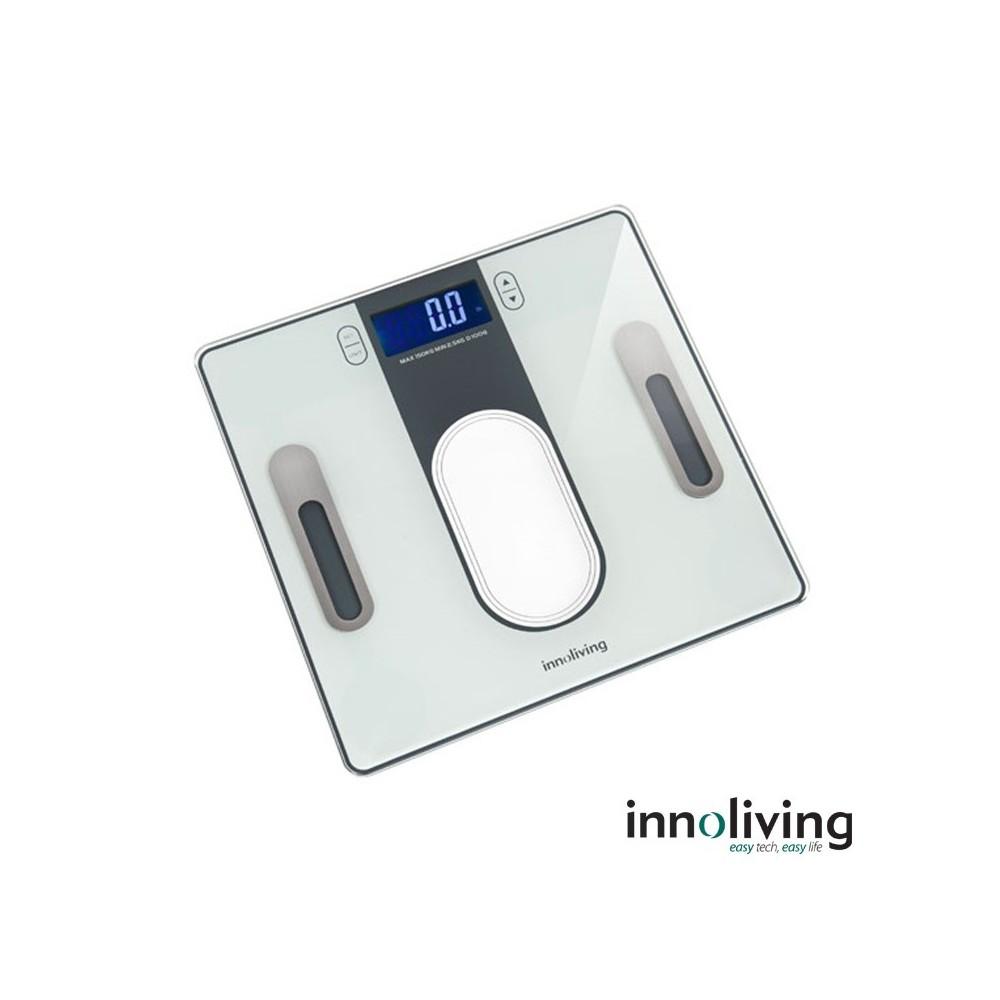 INN140 - Cantar electronic cu masurare nivel apa si grasime 150 kg