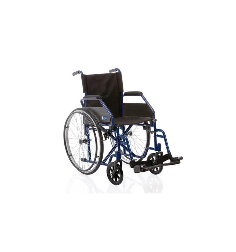 Carucior cu rotile pliabil, actionare manuala, seria START 1 - CP102
