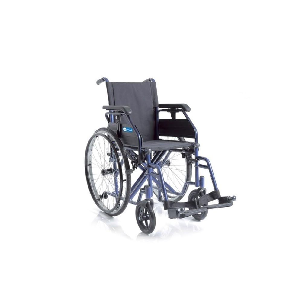 CP200 Dual - Carucior transport pacienti, antrenare manuala - 150Kg