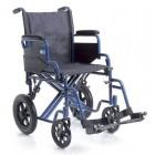 CP115 Next Go - Carucior cu rotile pliabil transport pacienti, tranzit - 150 kg