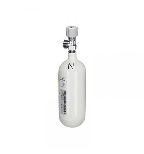 Milmet - Butelii oxigen din otel de 5L, 10L