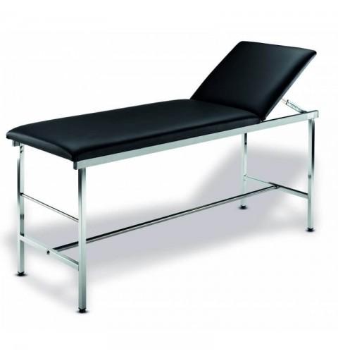 Canapea de examinare cu 2 sectiuni si suport rola inclus - M600358/C