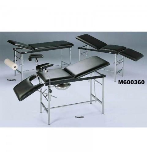 Canapea de examinare cu 3 sectiuni - M600360