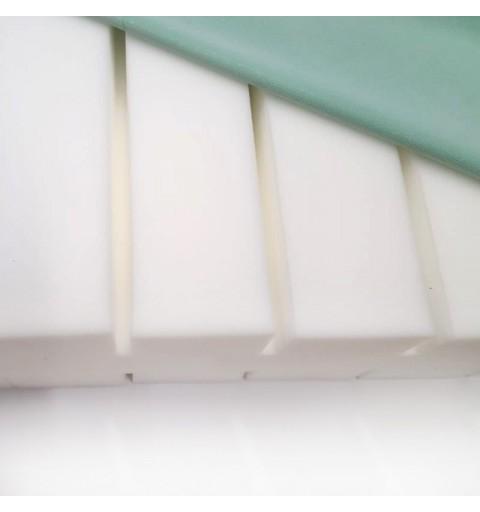 Saltea pat spital cu husa impermeabila Zet2777