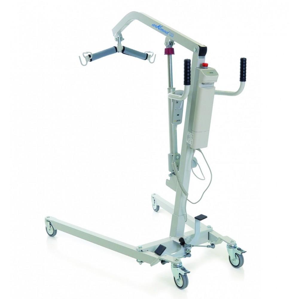 Dispozitiv ridicare pacienti, compact, Arkimed cu baterie detasabila, 135 kg - RI703C