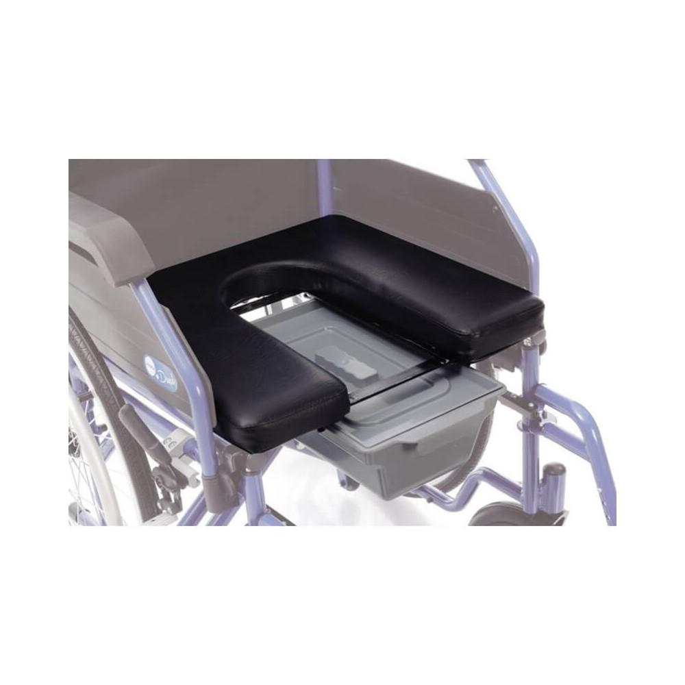 Sezut rigid pentru carucioare tip WC - CPA110-45