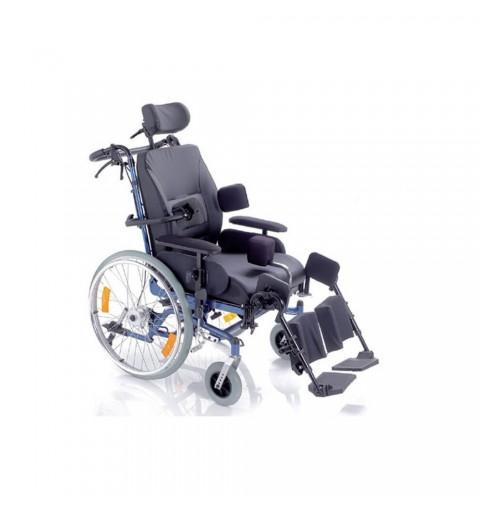 Carucior cu rotile, multipozabil, actionare manuala - CP910