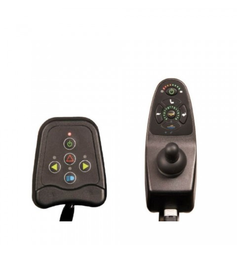 Carucior cu rotile, actionare electrica - CS910BL Mobility seria ARIES