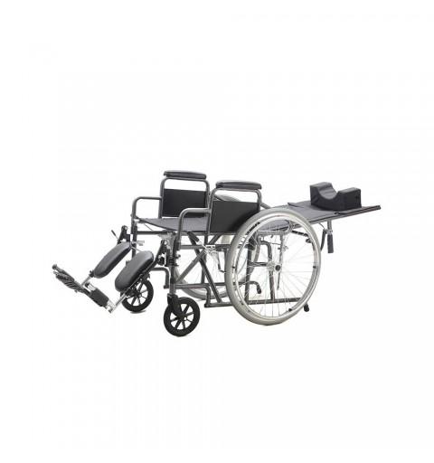 Carucior cu rotile, cu actionare manuala - YJ-011E