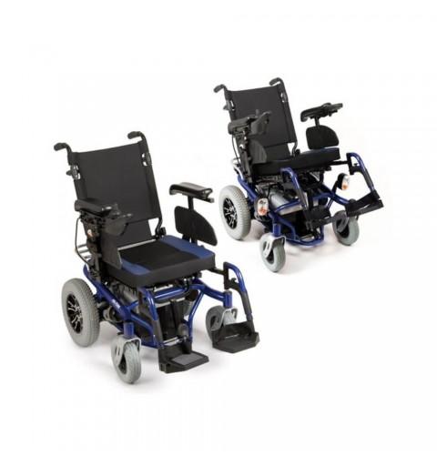Carucior cu rotile, actionare electrica - CS900BL Mobility seria ARIES