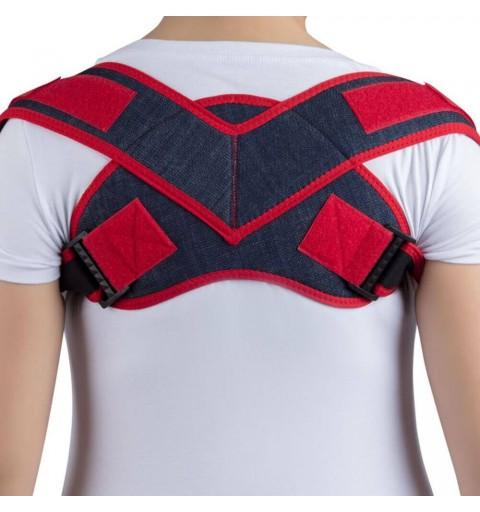 Orteza cervico-toracica rigida, din jeans - Armor ARJ311