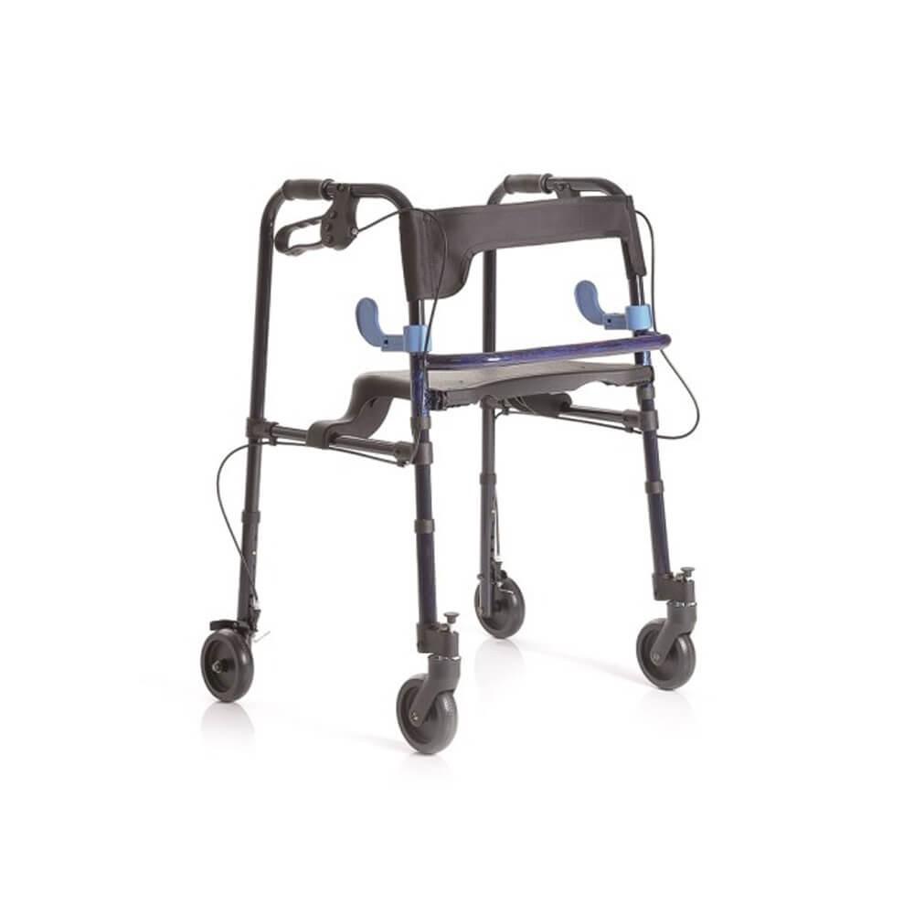 Cadru de mers pliabil cu scaun - RP751