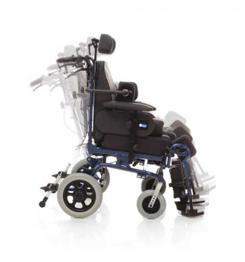Carucior cu rotile, multipozabil, cu actionare manuala - CP900