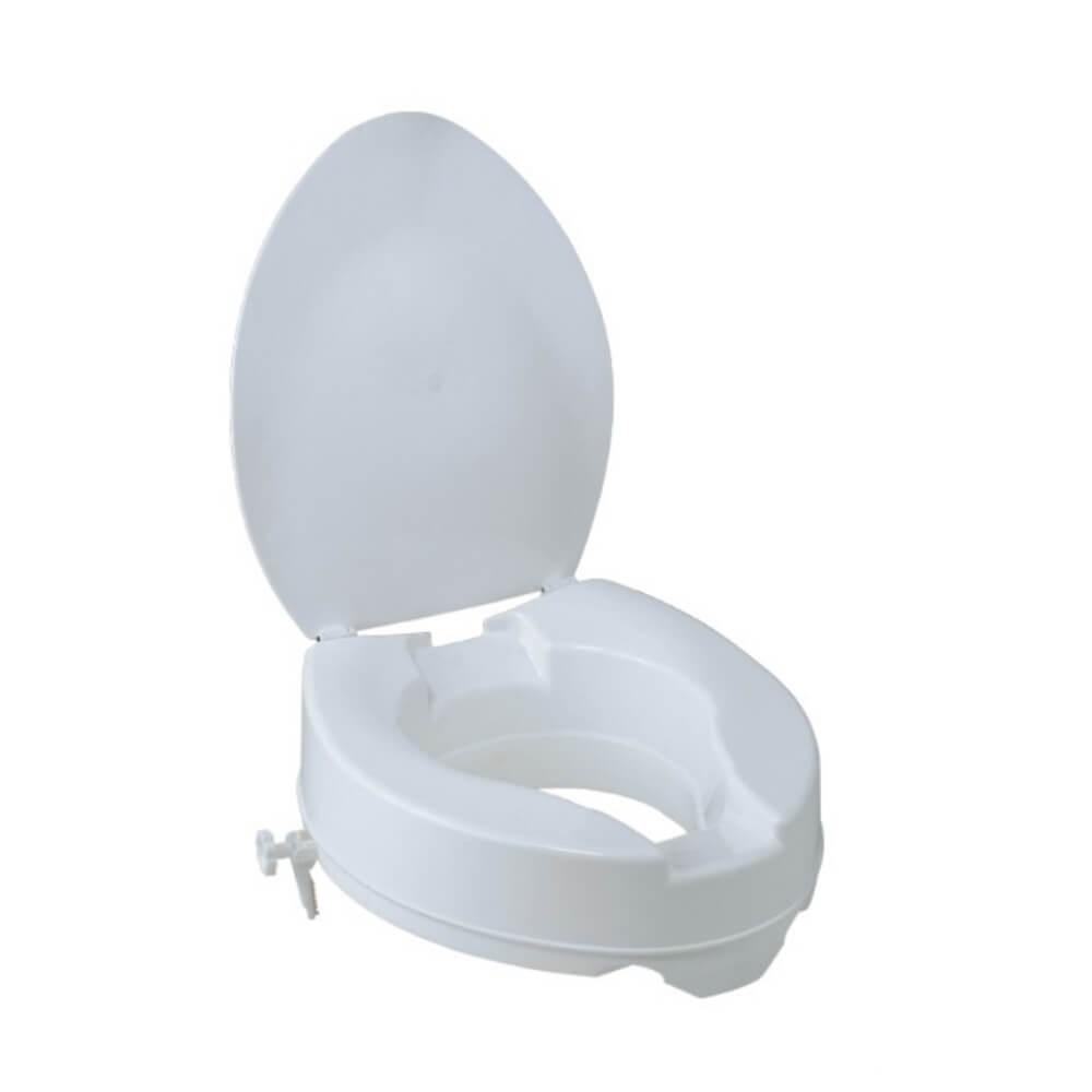 Inaltator wc de 10 cm, cu capac - FS667B