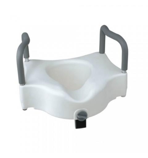 Inaltator wc de 10 cm, cu manere - FS8141