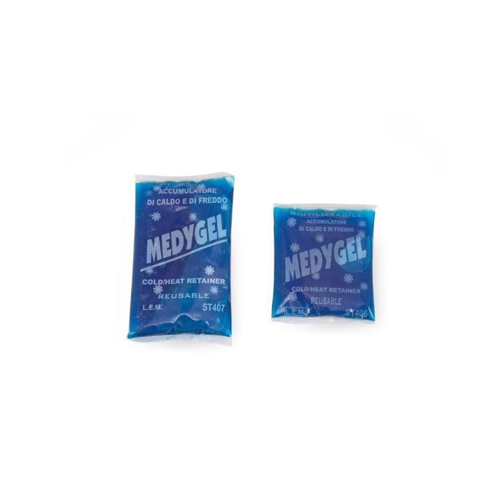 Compresa cu gel reutilizabila, rece/cald, 14 x 18 cm - ST406