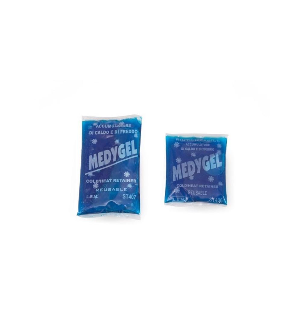Compresa cu gel reutilizabila, rece/cald, 14 x 24 cm, - ST407