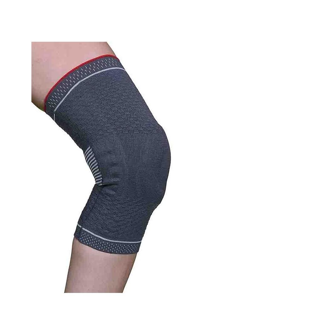 Orteza genunchi, elastica, cu suport rotula si ligamente - Armor ARK9103