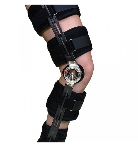 Orteza genunchi, imobilizare, cu unghi reglabil - Armor ARK1011