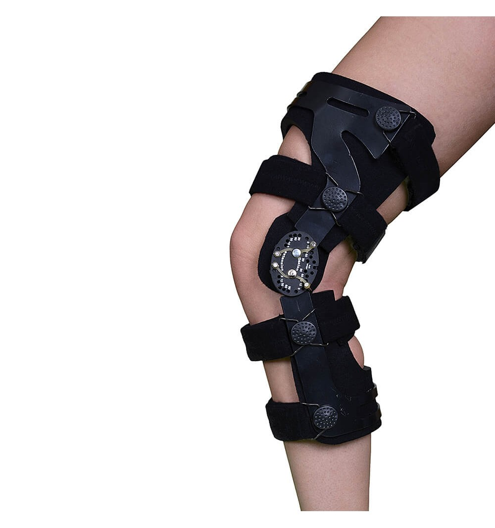 Orteza genunchi, cu suport dinamic ligamente - Armor ARK1014