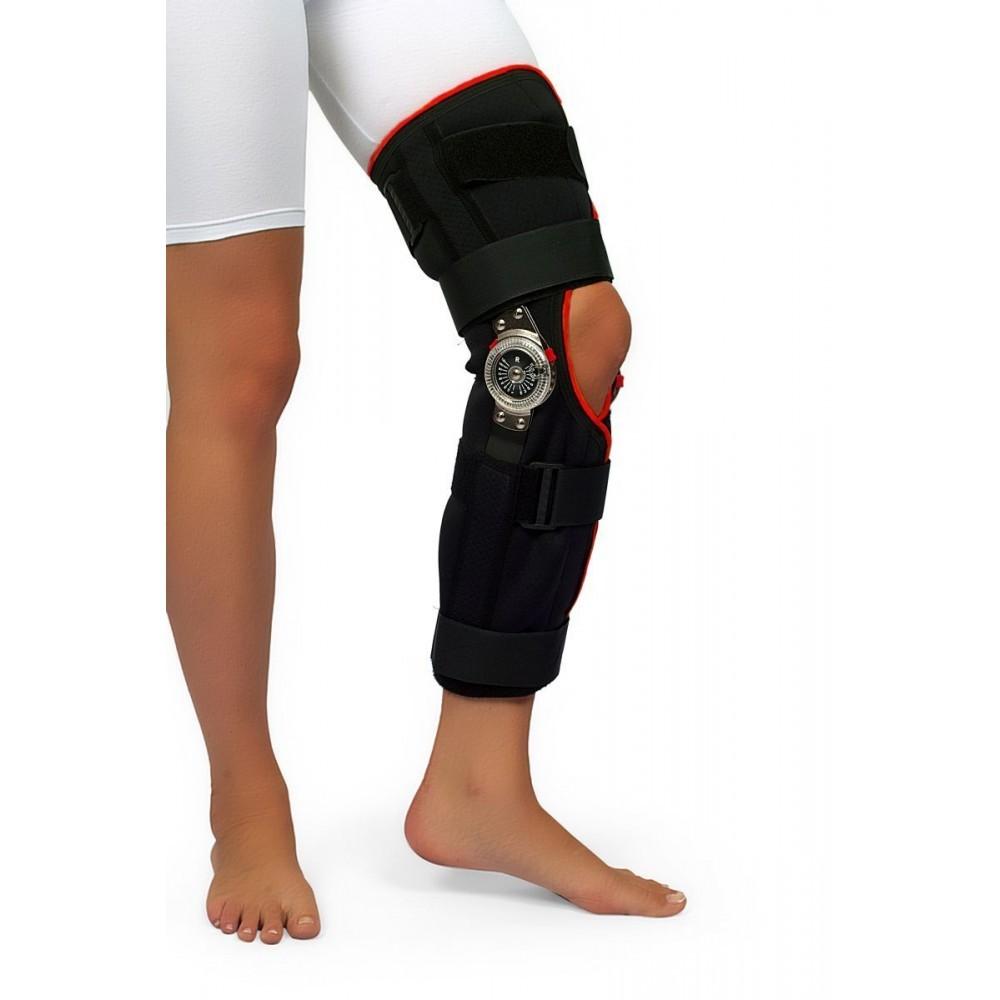 Orteza genunchi, imobilizare, cu unghi reglabil - Armor ARK1013
