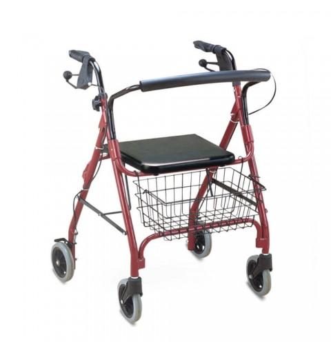 Rolator cu scaun si cos - FS966LH