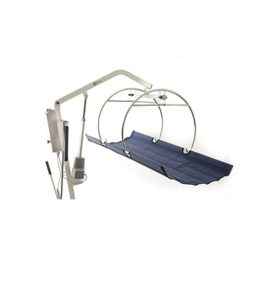 RP828 - Targa pentru dispozitiv ridicare pacienti