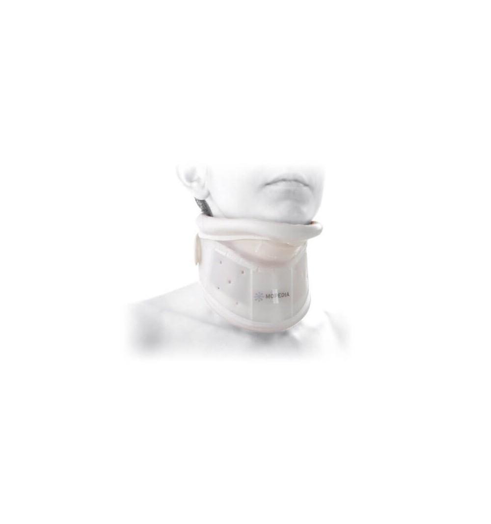 Guler cervical rigid, model Schanz, cu suport barbie - RP181