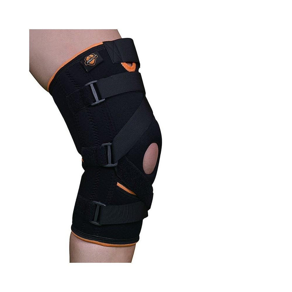 Orteza genunchi cu suport ligamente incrucisate - Armor ARK2109