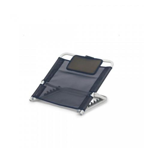 Spatar reglabil in 5 puncte, cu tetiera, pe cadru metalic - FS5311