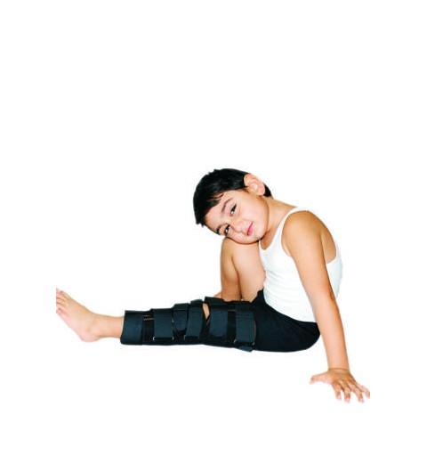 Orteza genunchi pentru copii, imobilizare - Armor ARK1025
