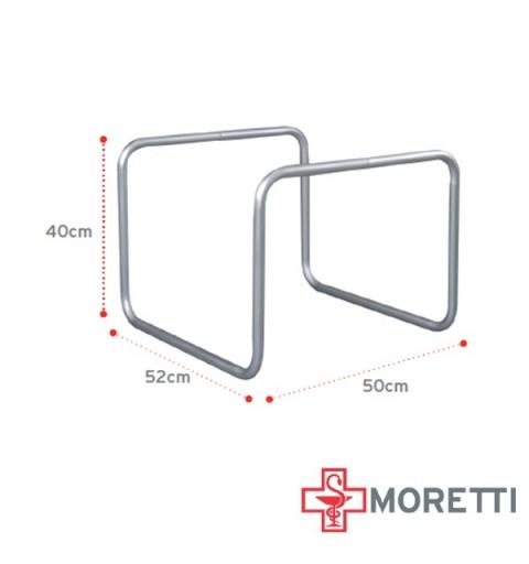 MRS445 - Cadru pentru pat din aluminiu